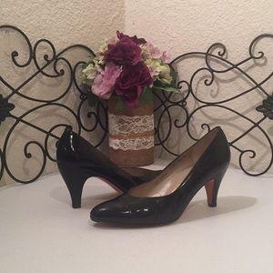 SALVATOR FERRAGAMO🇮🇹Patent Leather Heels